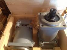 Гидромотор (21 шлиц)